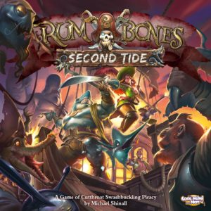 Buy Rum & Bones: Second Tide only at Bored Game Company.
