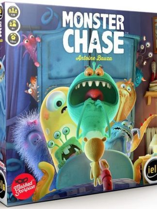 Buy Monster Chase only at Bored Game Company.