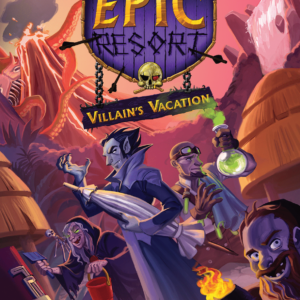 Buy Epic Resort: Villain's Vacation only at Bored Game Company.