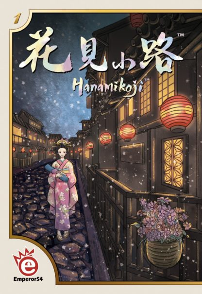 Buy Hanamikoji only at Bored Game Company.