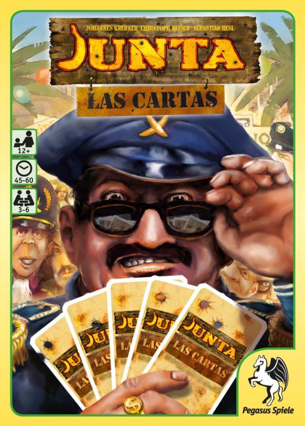Buy Junta: Las Cartas only at Bored Game Company.
