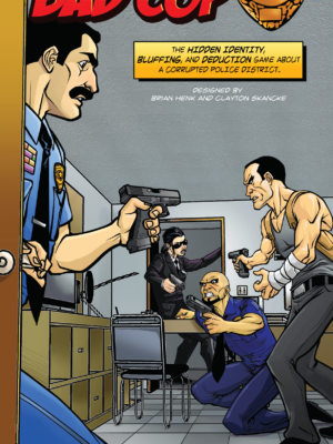 Buy Good Cop Bad Cop only at Bored Game Company.
