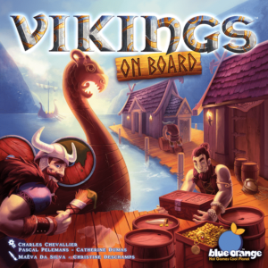Buy Vikings on Board only at Bored Game Company.