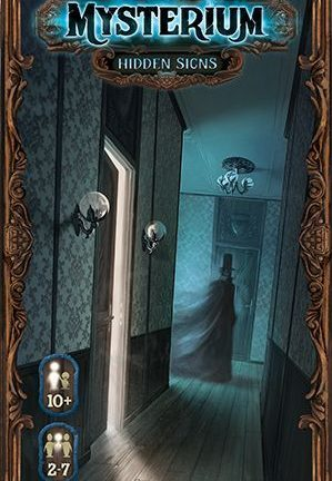 Buy Mysterium: Hidden Signs only at Bored Game Company.