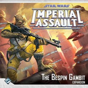 Buy Star Wars: Imperial Assault – The Bespin Gambit only at Bored Game Company.