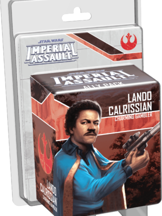 Buy Star Wars: Imperial Assault – Lando Calrissian Ally Pack only at Bored Game Company.
