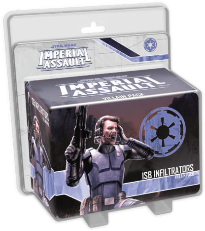 Buy Star Wars: Imperial Assault – ISB Infiltrators Villain Pack only at Bored Game Company.