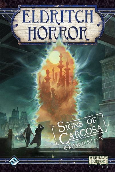 Buy Eldritch Horror: Signs of Carcosa only at Bored Game Company.