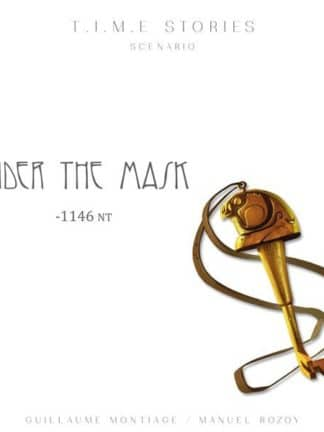 Buy T.I.M.E Stories: Under the Mask only at Bored Game Company.