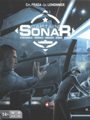 Buy Captain Sonar only at Bored Game Company.