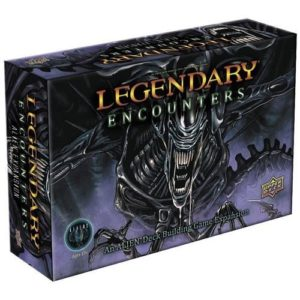 Buy Legendary Encounters: An Alien Deck Building Game Expansion only at Bored Game Company.
