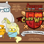 Buy Adventure Time Card Wars: Doubles Tournament only at Bored Game Company.