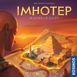 Buy Imhotep only at Bored Game Company.