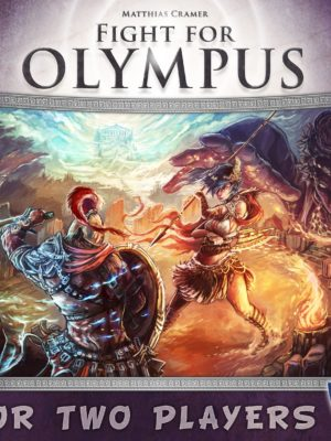 Buy Fight for Olympus only at Bored Game Company.