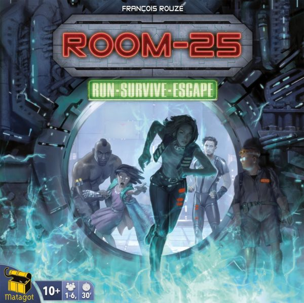 Buy Room 25 only at Bored Game Company.