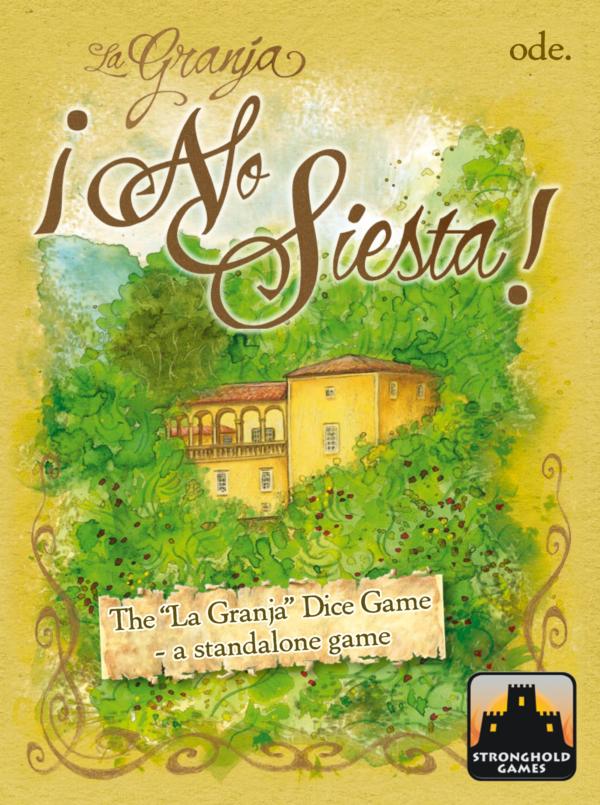 Buy La Granja: No Siesta only at Bored Game Company.