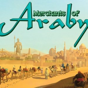 Buy Merchants of Araby only at Bored Game Company.