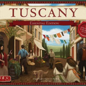 Buy Viticulture: Tuscany Essential Edition only at Bored Game Company.
