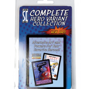 Buy Sentinels of the Multiverse: Complete Hero Variant Collection only at Bored Game Company.