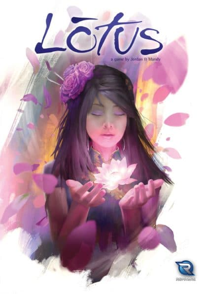 Buy Lotus only at Bored Game Company.