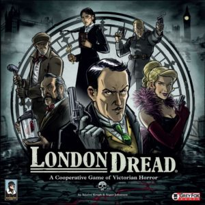 Buy London Dread only at Bored Game Company.