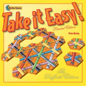 Buy Take it Easy! only at Bored Game Company.