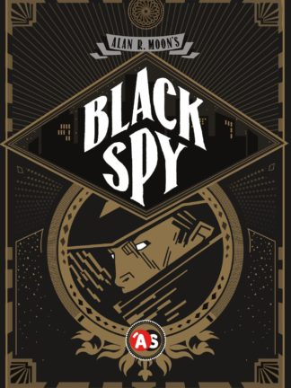 Buy Black Spy only at Bored Game Company.