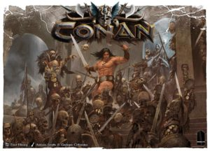 Buy Conan only at Bored Game Company.