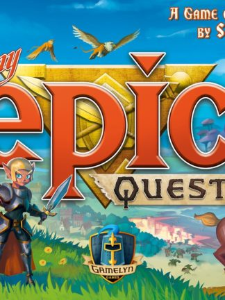 Buy Tiny Epic Quest only at Bored Game Company.