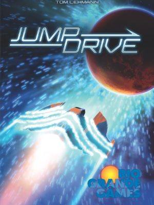 Buy Jump Drive only at Bored Game Company.