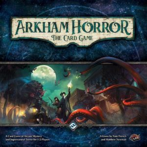 Buy Arkham Horror: The Card Game only at Bored Game Company.