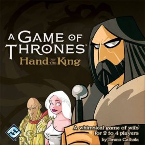 Buy A Game of Thrones: Hand of the King only at Bored Game Company.