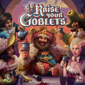 Buy Raise Your Goblets only at Bored Game Company.