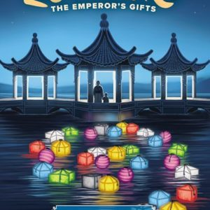 Buy Lanterns: The Emperor's Gifts only at Bored Game Company.