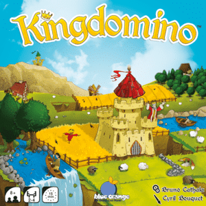 Buy Kingdomino only at Bored Game Company.