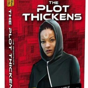 Buy The Resistance: The Plot Thickens only at Bored Game Company.