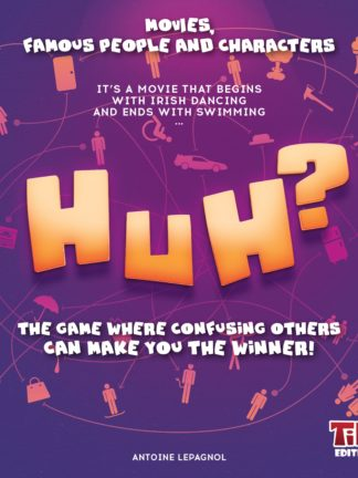 Buy Huh? only at Bored Game Company.