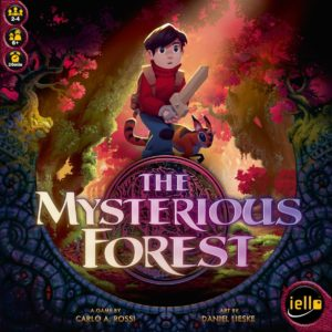 Buy The Mysterious Forest only at Bored Game Company.