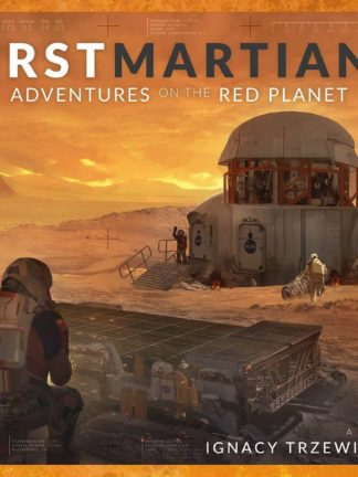 Buy First Martians: Adventures on the Red Planet only at Bored Game Company.