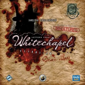 Buy Letters from Whitechapel: Dear Boss only at Bored Game Company.