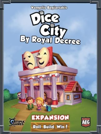 Buy Dice City: By Royal Decree only at Bored Game Company.