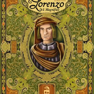 Buy Lorenzo il Magnifico only at Bored Game Company.