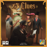 Buy 13 Clues only at Bored Game Company.