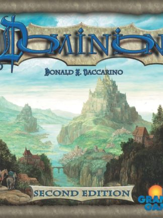 Buy Dominion (Second Edition) only at Bored Game Company.