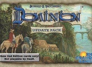 Buy Dominion: Update Pack only at Bored Game Company.