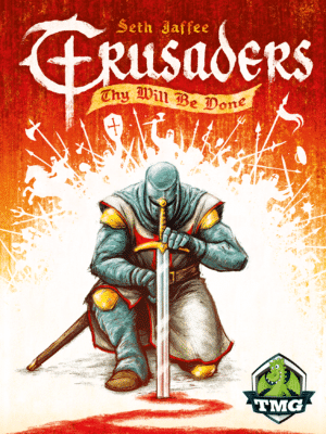 Buy Crusaders: Thy Will Be Done only at Bored Game Company.
