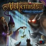 Buy Alchemists: The King's Golem only at Bored Game Company.