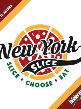 Buy New York Slice only at Bored Game Company.