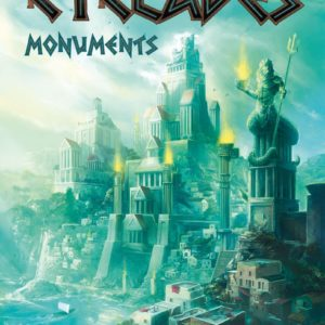 Buy Cyclades: Monuments only at Bored Game Company.