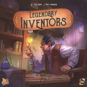Buy Legendary Inventors only at Bored Game Company.